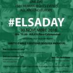 locandina elsa day 2
